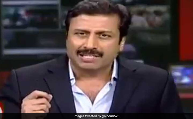 Ravi Prakash Removed As CEO Of TV9 News Channel Over Forgery Charges