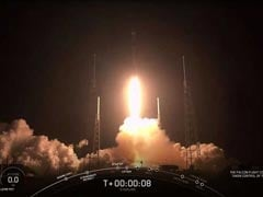 Elon Musk's SpaceX Launches Satellites For Starlink Internet Service