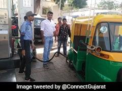 मोदी की ऐतिहासिक जीत को देख खुश हो गया पेट्रोल पंप का मालिक, फ्री में दे रहा है CNG