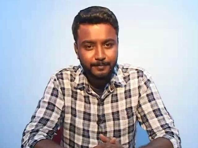 Video : What Beat-Boxer Vineeth Vincent Thinks Of Student Life And Exam Pressure