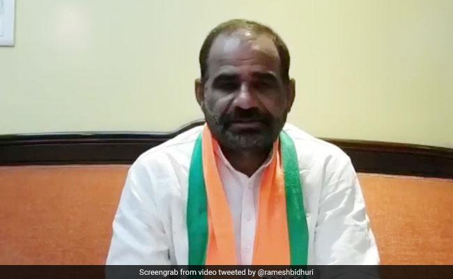 BJP Lawmaker Ramesh Bidhuri Let Off In 2004 Assault Case
