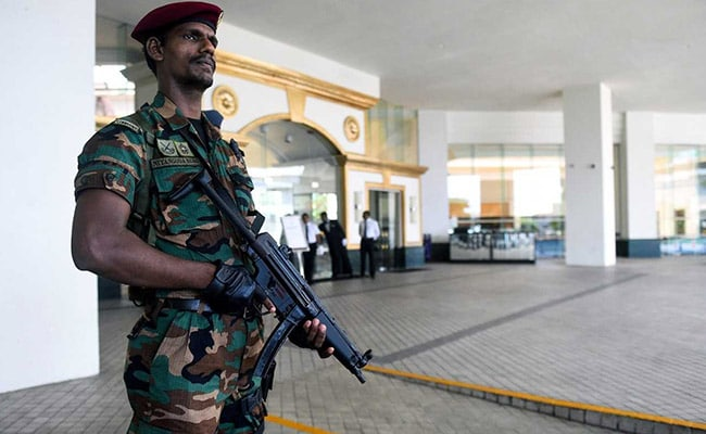 Guns Outnumber Guests At Bombed Cinnamon Grand Colombo Hotel In Sri Lanka