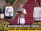 Video: PM Modi Takes Oath. Amit Shah Joins Cabinet