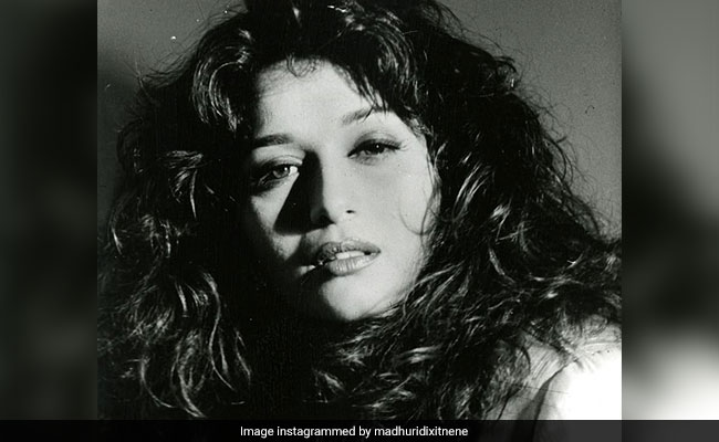 Madhuri Dixit Shares Throwback Picture, And The Internet Is Loving Her Grace