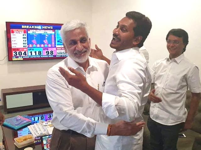 Video : Andhra Pradesh Chooses Jagan Reddy, Chandrababu Naidu Decimated