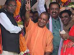 """Teach Abuses In Italy"": Yogi Adityanath On Clip Of Priyanka Gandhi, Kids"