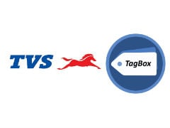 TVS Motor Company Invests $3.85 Million In Supply Chain Start-Up TagBox