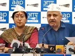 "Lok Sabha Elections 2019 Live Updates: Gautam Gambhir Circulated ""Derogatory Pamphlet"" On Atishi, Claims AAP"