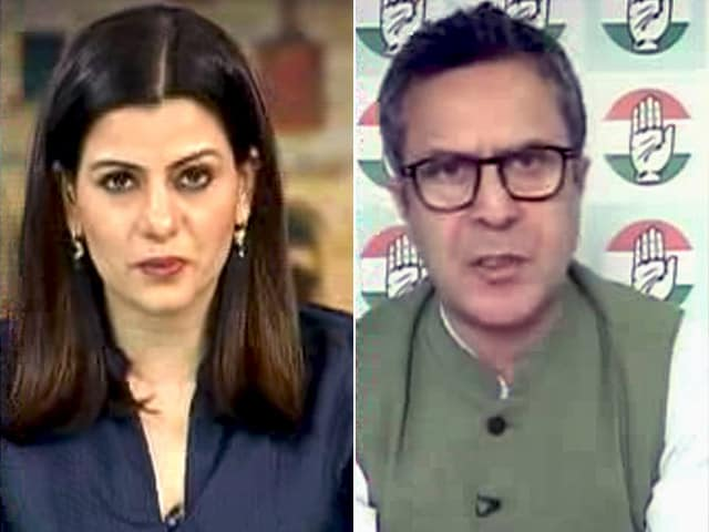 Video : Disappointed, But Not Surprise: Congress Leader Salman Soz On BJP's Lead