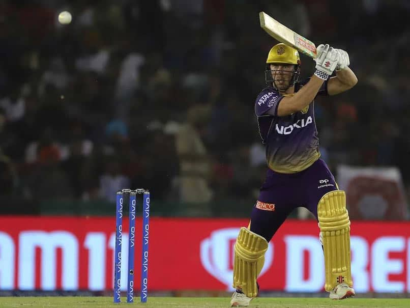 """With A Heavy Heart"": Dinesh Karthik Recalls How Kolkata Knight Riders Released Chris Lynn"