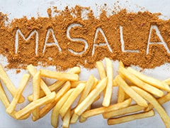 Wish To Make Restaurant-Style Masala French Fries At Home? Add This 4-Ingredient Seasoning