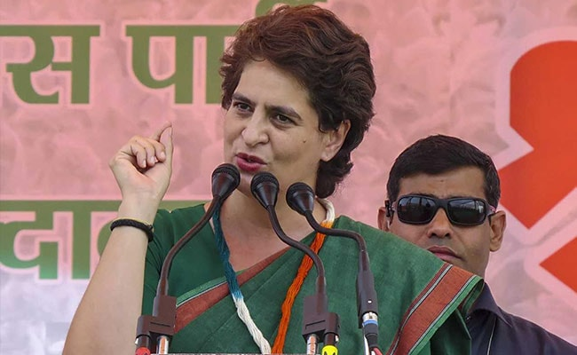 Priyanka Gandhi To Camp In Lucknow For UP Brainstorming Session