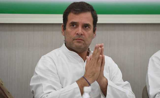 Rahul Gandhi Pays Tribute to Rani Laxmibai On Her Death Anniversary