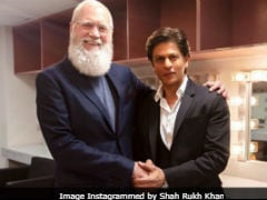 When Shah Rukh Khan Met 'The Abominable Snowman' David Letterman