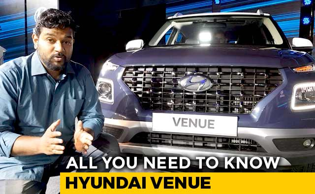 Video : Hyundai Venue: All You Need To Know