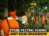 Video : BJP-Trinamool Battle After Iconic Statue Vandalised In Kolkata