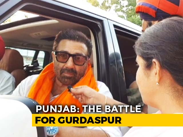 "Video : ""Don't Know Much About Balakot Strikes, Indo-Pak Relations"": Sunny Deol"