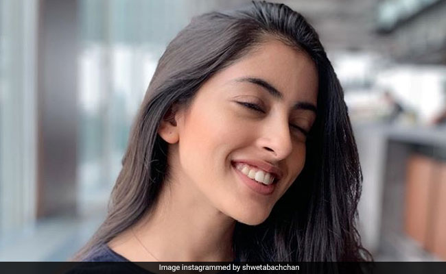 Navya Naveli Glows 'Brighter Than A Thousand Suns' In Mom Shweta Bachchan's Post