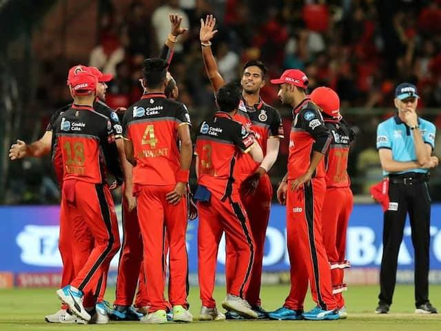 IPL 2019, RCB vs SRH: Royal Challengers Bangalore Beat SunRisres Hyderabad By 4 Wickets