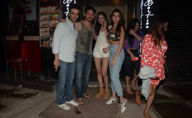 Inside Punit Malhotra's Birthday Party With Ananya Panday, Tiger Shroff And Tara Sutaria. See Pics