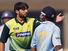 """Do Educated People Talk Like This"": Afridi Lashes Out At Gambhir"