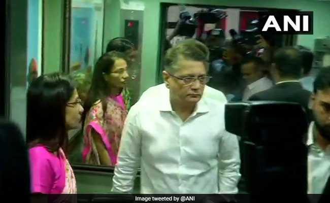 Chanda Kochhar, Husband Appear Before Enforcement Directorate Again