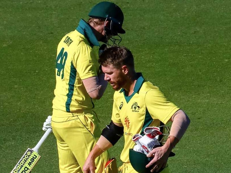Steve Smith hits 76 for Australia in World Cup warm-up win