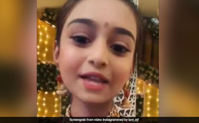 Kasautii Zindagii Kay 2 की 'प्रेरणा' अचानक बन गई बच्ची, बार-बार देखा जा रहा Video