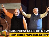 Video : PM Modi, Amit Shah Hold 5-Hour Meet To Discuss Members Of Cabinet