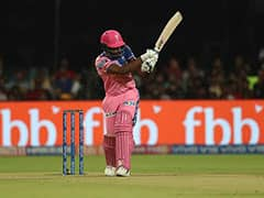 "Rajasthan Royals Liken Sanju Samson To ""Superman"" After His Latest Tweet"