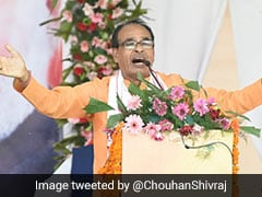 "Congress Always ""Glorifies Terrorists"", Says Shivraj Singh Chouhan"