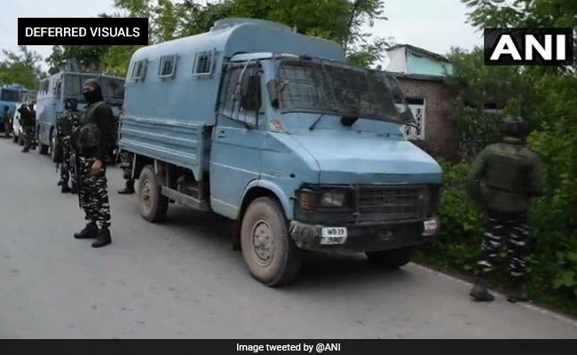 2 Terrorists Shot Dead In Encounter In Jammu And Kashmir's Shopian