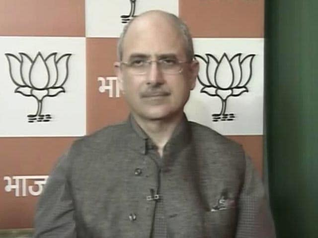 Video : BJP Lawmakers Have Right To Free Speech Too: Nalin Kohli On Hate Comments