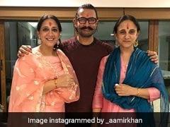 Aamir Khan's Sister Nikhat Debuts In Bollywood With <i>Saand Ki Aankh</i>