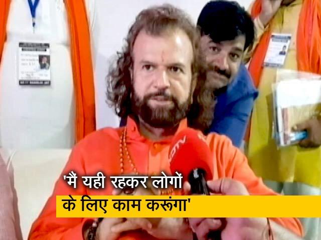 Video : उत्तर-पश्चिम दिल्ली से जीते हंसराज हंस
