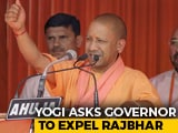 Video : Day After Exit Polls, Yogi Adityanath Wants BJP Ally Removed From Cabinet
