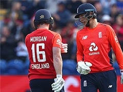 Eoin Morgan Plays A Captain