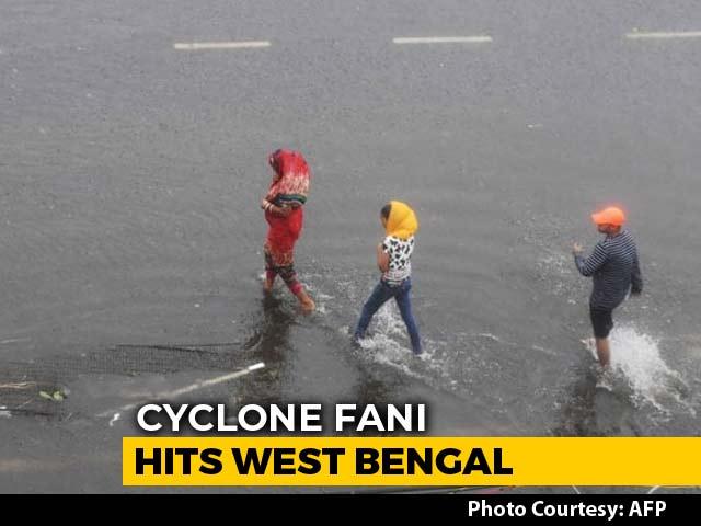 Video : Cyclone Fani Heads To Bangladesh, Kolkata Airport Resumes Ops