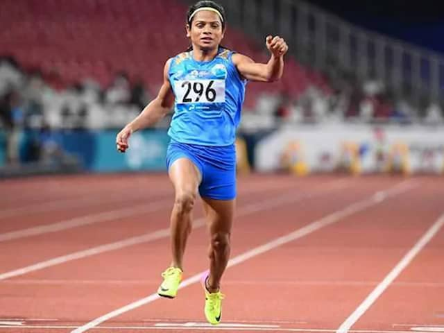 I Will Take Shelter Of The Law Against Persons And Organisations: Dutee Chand