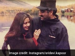 Boney Kapoor Fights Back Tears When Asked About Sridevi In Viral Video