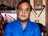"Video : ""My Advice To Congress - Retire Rahul Gandhi"", Says Himanta Biswa"