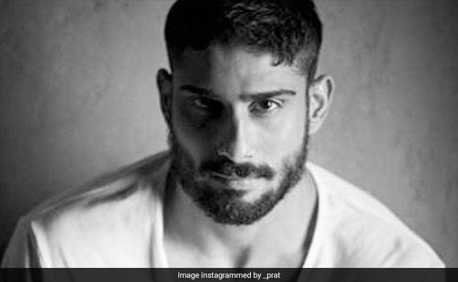 Prateik Babbar Is 'Super Excited' To Be A Part Of Sci-Fi Genre