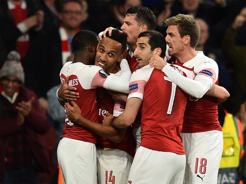 Unai Emery Cautious As Arsenal Edge Towards Europa League Final