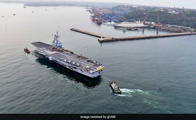 Indo-French 'Varuna' Naval Drill To Strengthen Maritime Co-operation