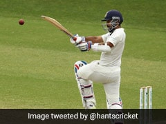 Ajinkya Rahane Third Indian To Score Century On English County Debut