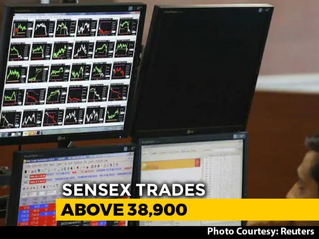 Video : Sensex Jumps Over 1,000 Points After Exit Polls Predict NDA Win