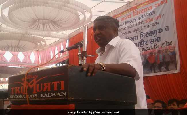 Journalist Slapped By Legislator At Maharashtra Vote Counting Centre