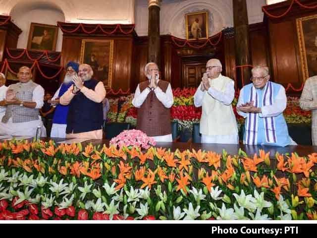 "Video : ""<i>Sabka Saath</i>, <i>Sabka Vikas</i> And Now <i>Sabka Vishwas</i>"": PM Modi Speech At NDA Meet"