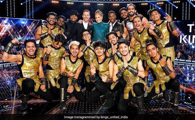 NBC's World Of Dance Winners The Kings Get Whole Lotta Love From Bollywood