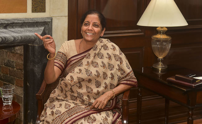 Nirmala Sitharaman Discusses Budget Proposals With Financial Sector Regulators